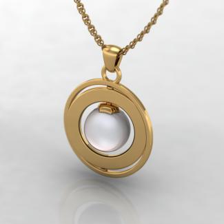 Saturn Pendant