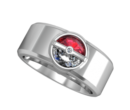 Mens Starter Trainer's Ring
