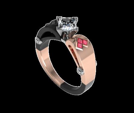 Dr. Quinn's Ring