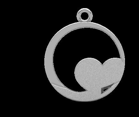 Pluto Pendant