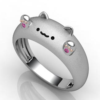 Bongo Cat Ring